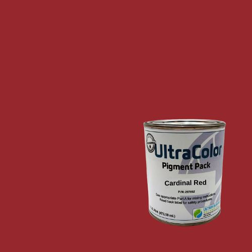 UltraColor Pigment Packs Ultra Durable Technologies Cardinal Red