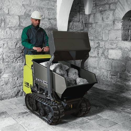 Carry 105 - Electric Concrete Buggy Imer USA