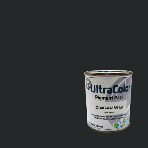 UltraColor Pigment Packs Ultra Durable Technologies Charcoal Gray