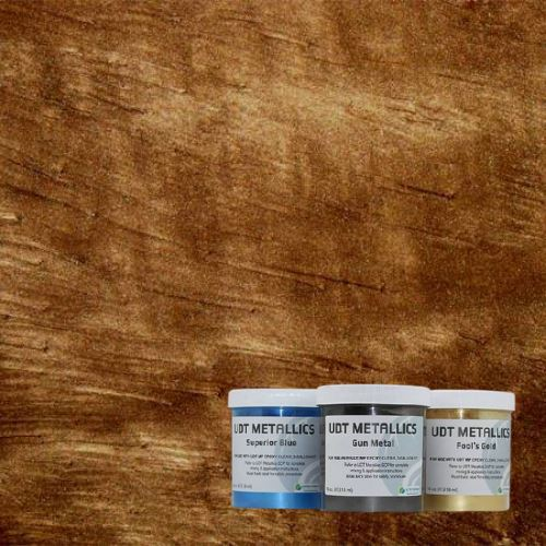 UDT Metallic Pigments – 16 oz. Ultra Durable Technologies Coffee