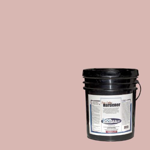 Bon Color Hardener - 5 Gallons Supplies Bon Tool Dusty Rose