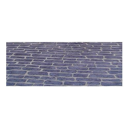 English Cobble - Concrete Stencil Roll Decorative Concrete Impressions