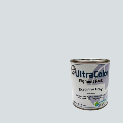 UltraColor Pigment Packs Ultra Durable Technologies Executive Gray
