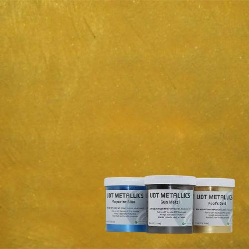 UDT Metallic Pigments – 16 oz. Ultra Durable Technologies Fool's Gold