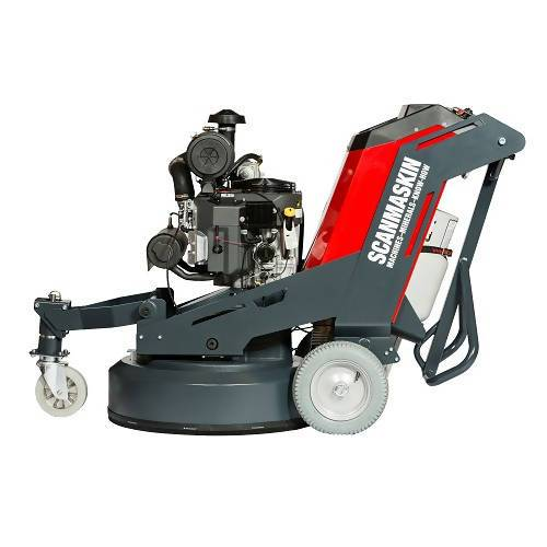 Scanmaskin 32 Propane World Series Grinder Scanmaskin USA Inc.