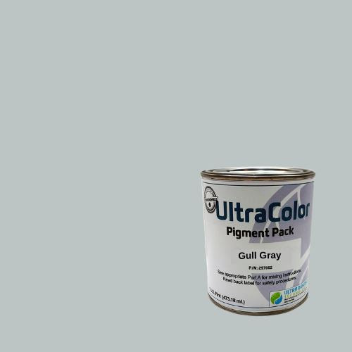 UltraColor Pigment Packs Ultra Durable Technologies Gull Gray