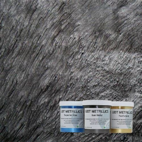 UDT Metallic Pigments – 16 oz. Ultra Durable Technologies Gunmetal