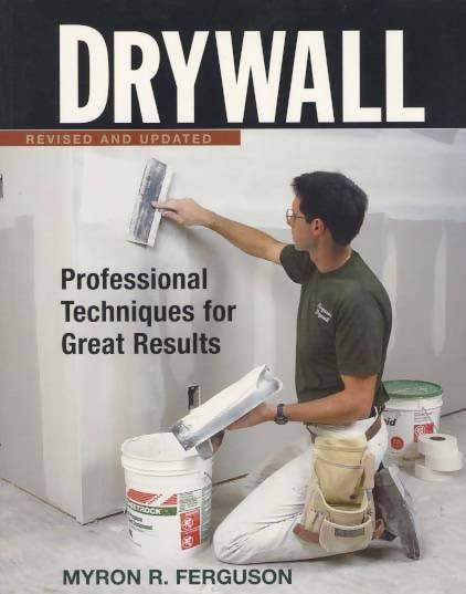Drywall: Professional Techniques for Great Results Media Concrete Decor RoadShow