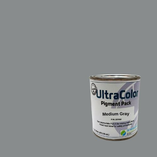 UltraColor Pigment Packs Ultra Durable Technologies Medium Gray