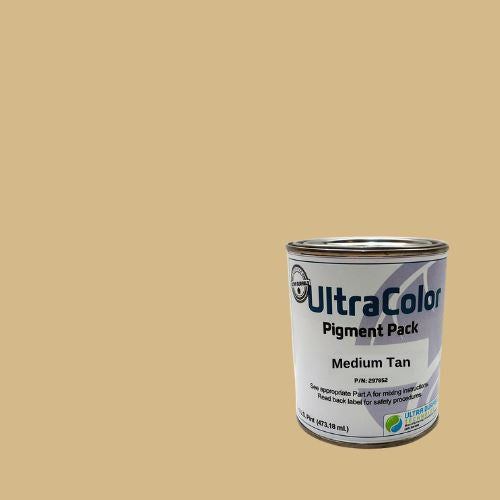 UltraColor Pigment Packs Ultra Durable Technologies Medium Tan