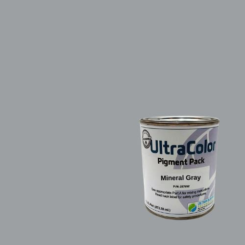 UltraColor Pigment Packs Ultra Durable Technologies Mineral Gray