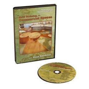 Acid Staining for Commercial Spaces with Gaye Goodman (DVD) - Concrete Decor RoadShow - Concrete Decor Marketplace