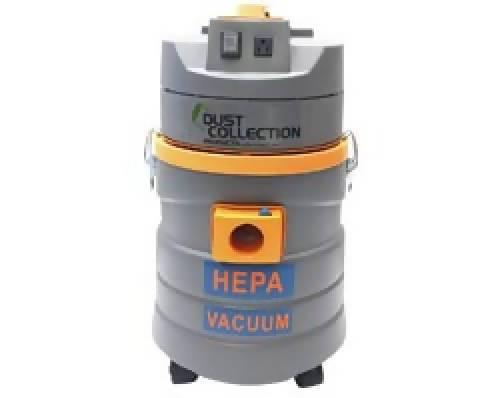 Dust Collection Products 10 Gallon Industrial HEPA Vacuum with 10 replaceable filter bags