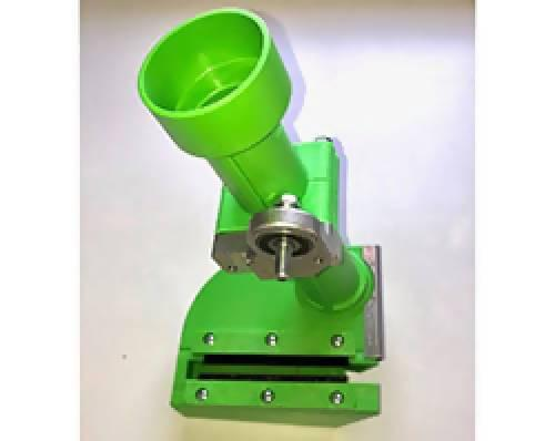 Saw Muzzle for Gas-Powered Cut-Off Saws Dust Collection Products
