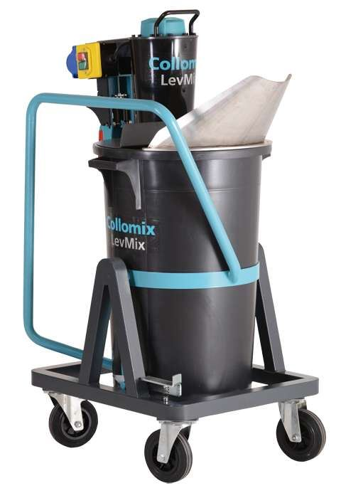 Collomix LevMix65 Heavy Duty Portable Mixer for Floor Leveling Tools Concrete Decor Store