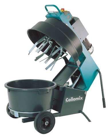 Collomix XM 2 650 Heavy Duty Forced-Action Mixer Tools Concrete Decor Store