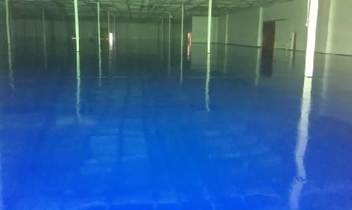 Clear Industrial Epoxy