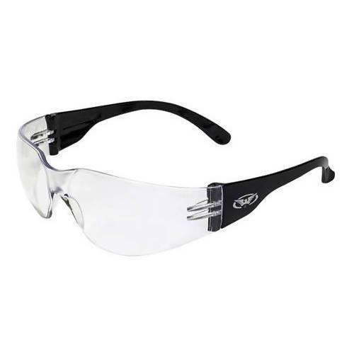 Pro-Rider Safety Glasses (Pack of 6) Global Vision Eyewear Corp. Clear
