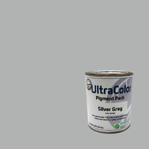 UltraColor Pigment Packs Ultra Durable Technologies Silver Gray