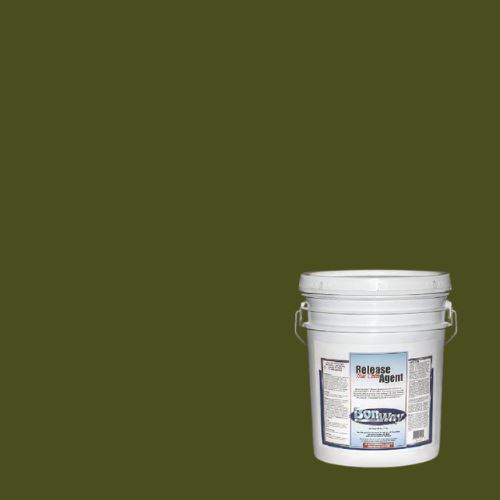 Bon Release Agent - 5 Gallons Supplies Bon Tool Slate Green