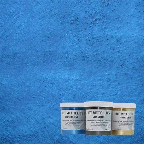 UDT Metallic Pigments – 16 oz. Ultra Durable Technologies Superior Blue