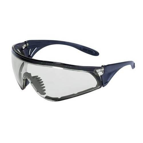 Rattlesnake Safety Glasses (Pack of 6) Global Vision Eyewear Corp. Clear with Anti-Fog Coating