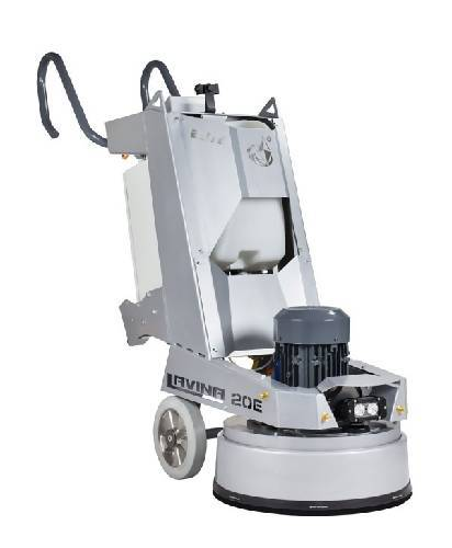 "Lavina® 20 Elite Three Head 3x9""(225mm) Planetary Grinding and Polishing Machine Equipment Concrete Polishing HQ 4HP(3kW) 1ph 200-240V 14 Amps width 20""(51cm)"