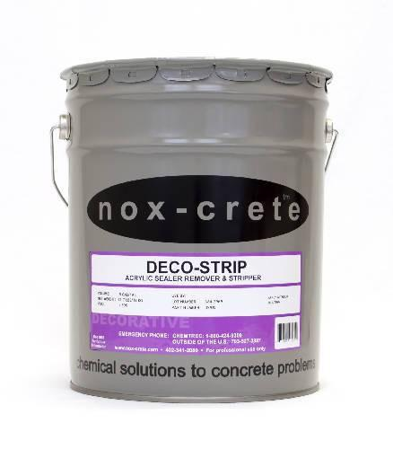 Deco-Strip Nox-Crete 5 gallon pail