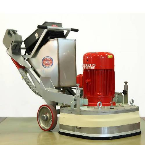 Terrco 3100-3P Concrete Polishing & Grinding Machine Equipment Terrco Inc.