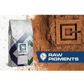 Raw Cement Pigments