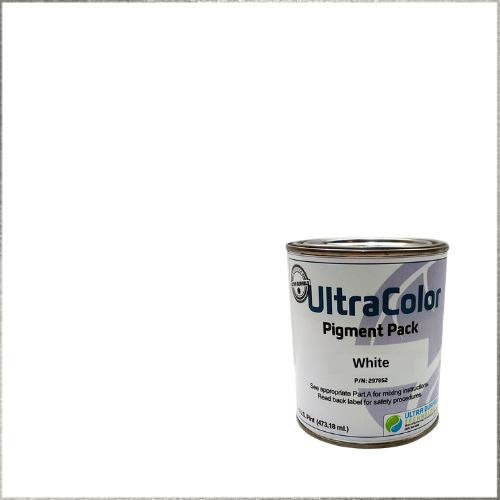 UltraColor Pigment Packs Ultra Durable Technologies White