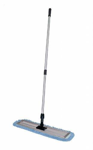Telescopic Pole for Use with Microfiber Pad System - Contractor 12 Pack Pro Roller Co.
