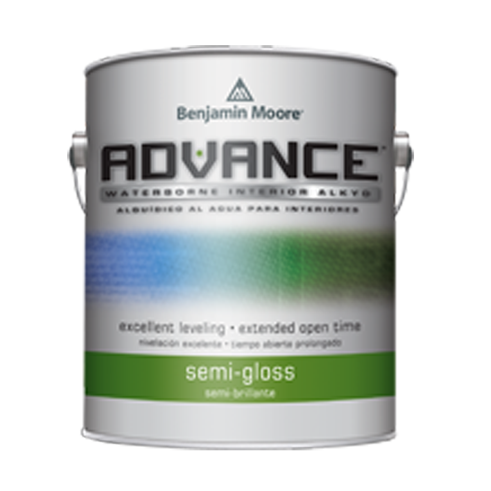 INTERIOR SPECIALTY Advance® Waterborne Semi-Gloss