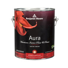 INTERIOR PREMIUM Aura® Waterborne Satin