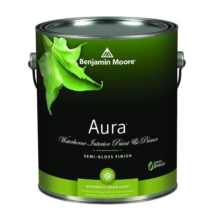 INTERIOR PREMIUM Aura® Waterborne Semi-Gloss White