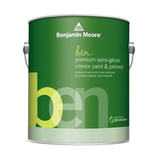 INTERIOR PREMIUM ben® Waterborne Semi-Gloss