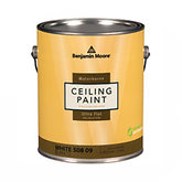 INTERIOR SPECIALTY Ceiling Paint Waterborne Ultra-Flat