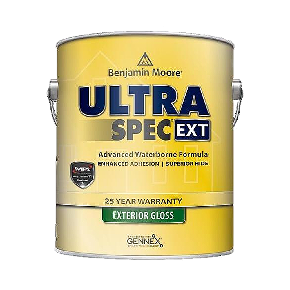 EXTERIOR COMMERCIAL Ultra Spec® Gloss White