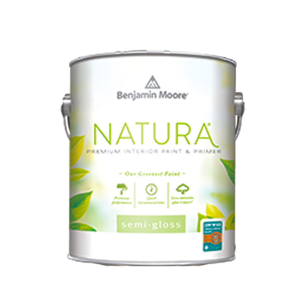 INTERIOR PREMIUM Natura® Waterborne Semi-Gloss