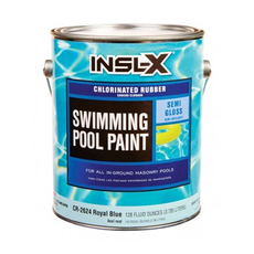 ISNL-X® Chlorinated Rubber Swimming Pool Paint (Ocean Blue)