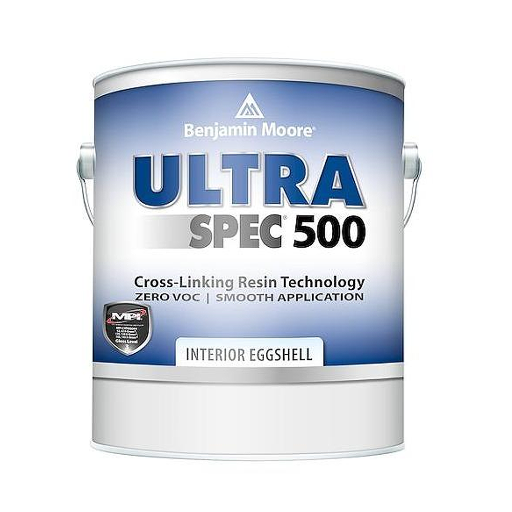 INTERIOR COMMERCIAL Ultra Spec® 500 Eggshell White