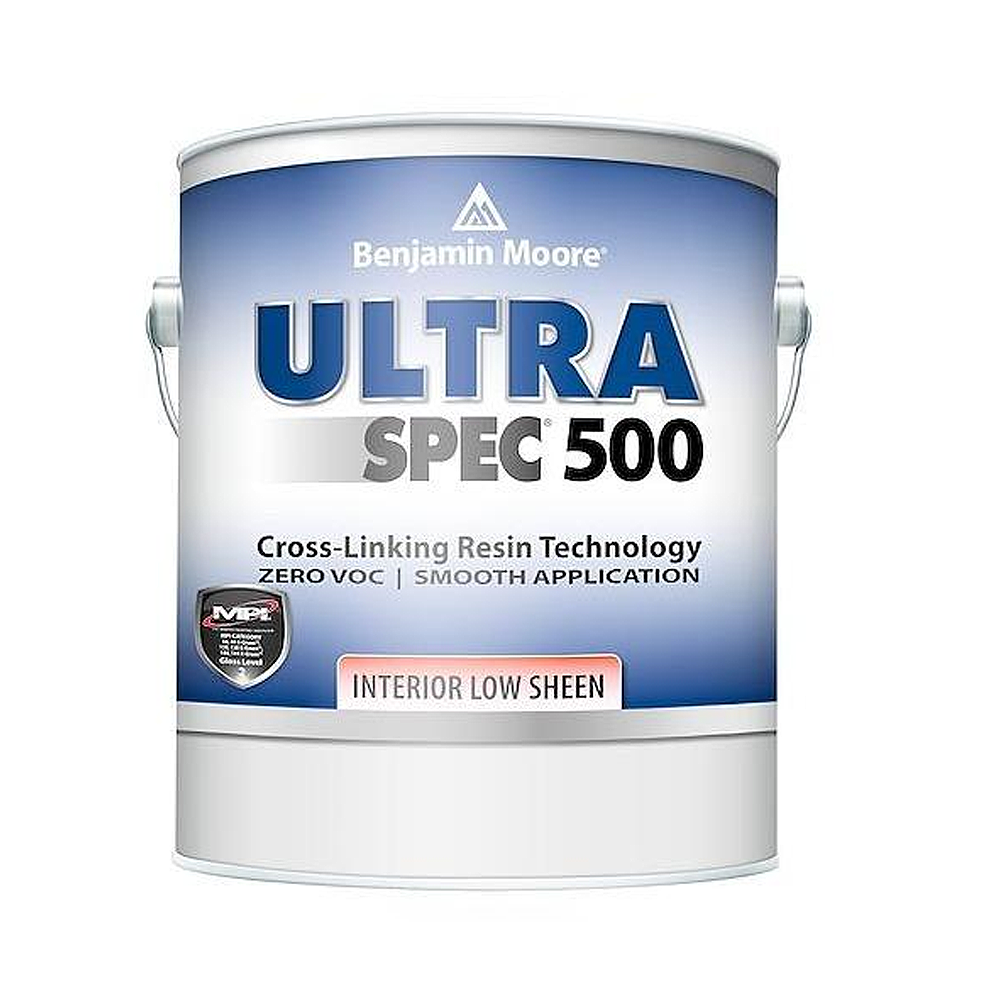 INTERIOR COMMERCIAL Ultra Spec® 500 Low-Sheen White