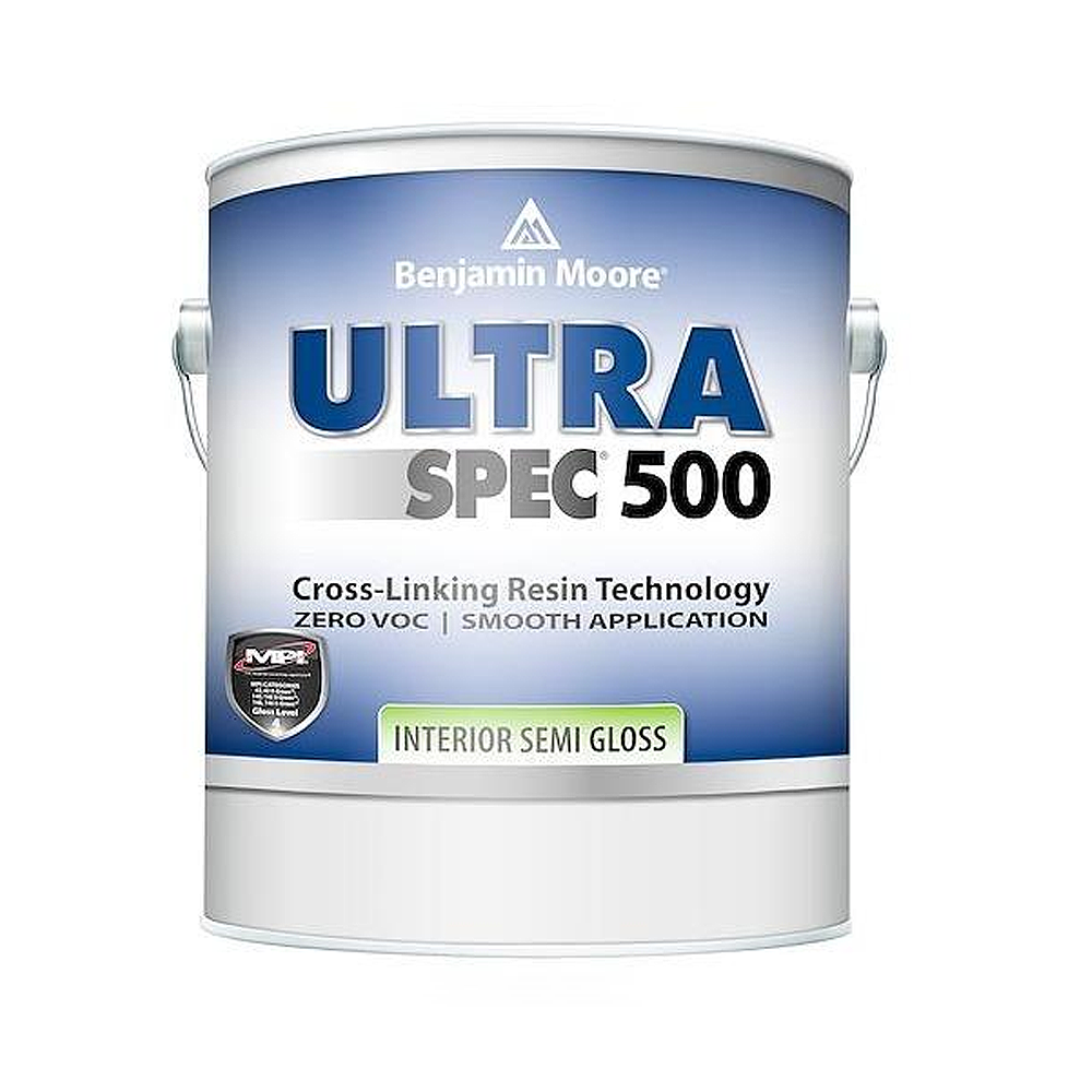 INTERIOR COMMERCIAL Ultra Spec® 500 Semi-Gloss White