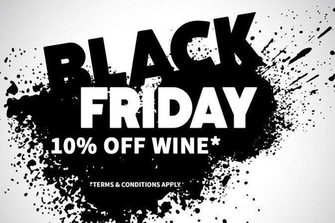 Black Friday 2020 Wine Special Offer