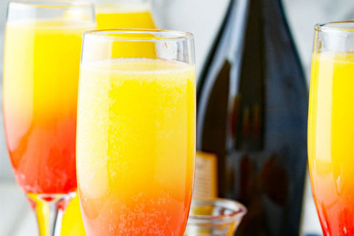 Christmas Morning Mimosa Recipe
