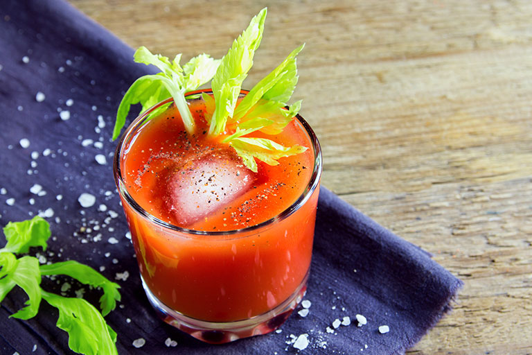 Add a Fiery Kick to your Bloody Mary Cocktail