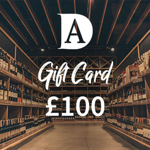 Drinks Aisle Gift Card £100