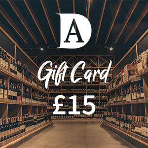 Drinks Aisle Gift Card £15