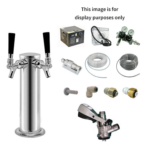 Home Bar Kit - Double Line Draught System