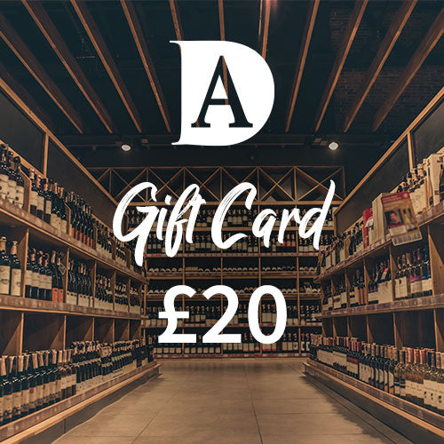 Drinks Aisle Gift Card £20